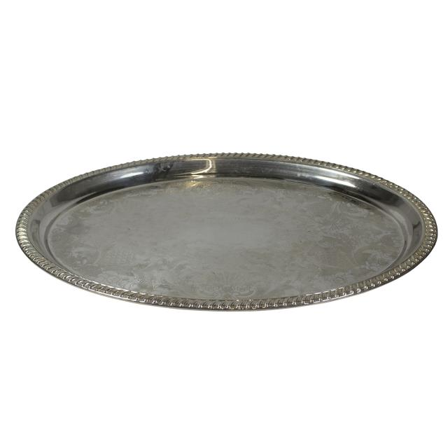 Where to find Silver Tray 22  Oval in Wilmington
