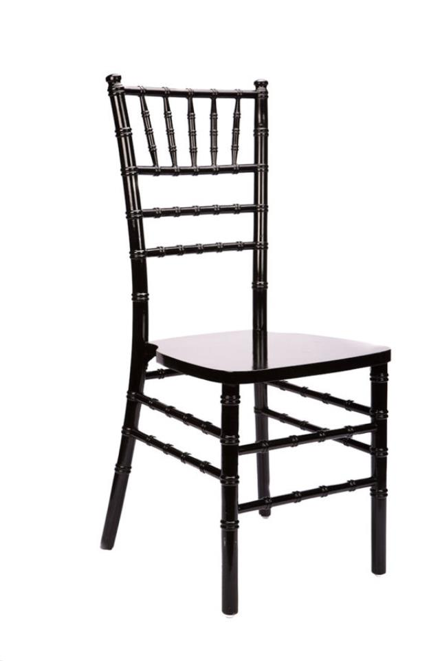 Where to find Chair Chiavari Black in Wilmington