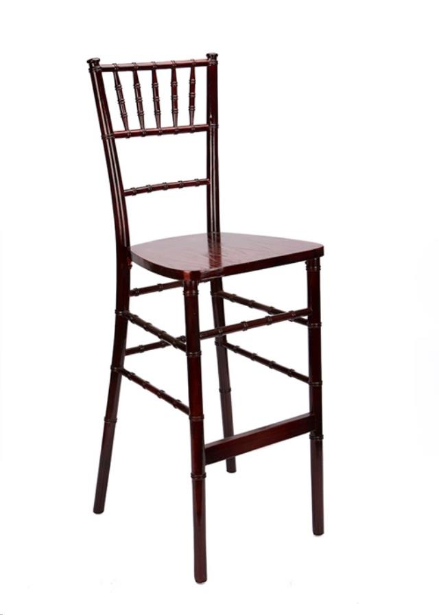 Where to find Chair Chiavari    Bar Stool Mohagany in Wilmington