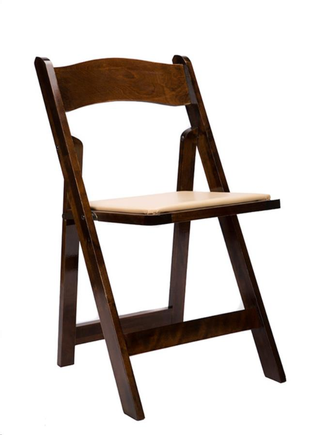 Where to find Chair Fruitwood Folding in Wilmington