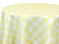 Rental store for YELLOW WHITE GINGHAM in Wilmington NC