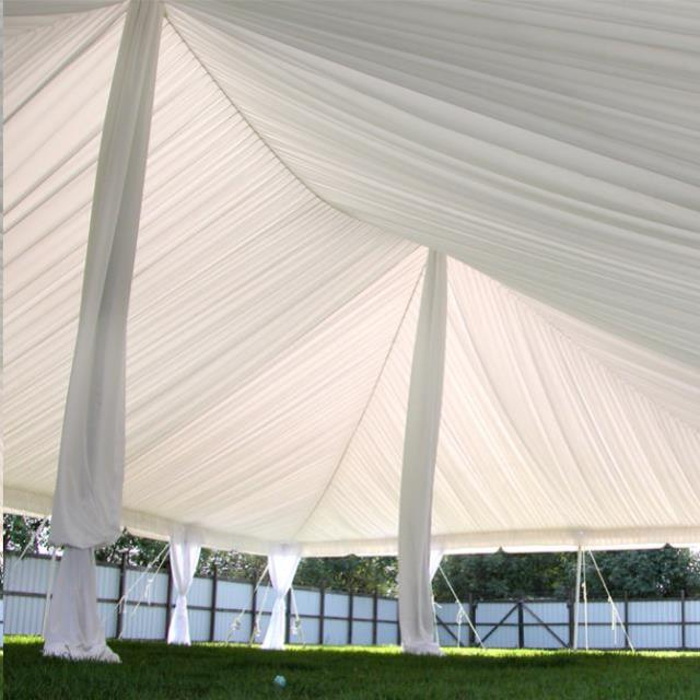 Where to find POLE DRAPES - CENTER POLES in Wilmington