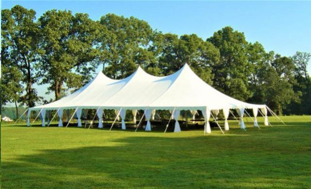 Where to find 40-FT WIDE POLE TENTS in Wilmington