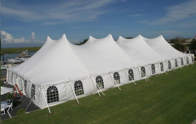 Where to find 60-FT WIDE POLE TENTS in Wilmington