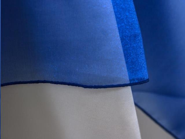 Where to find ROYAL BLUE ORGANZA in Wilmington
