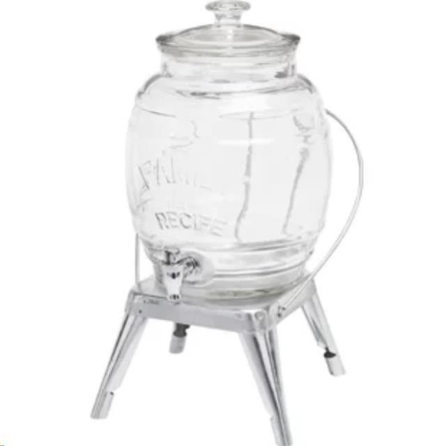 Where to find GLASS BEVERAGE DISPENSER in Wilmington