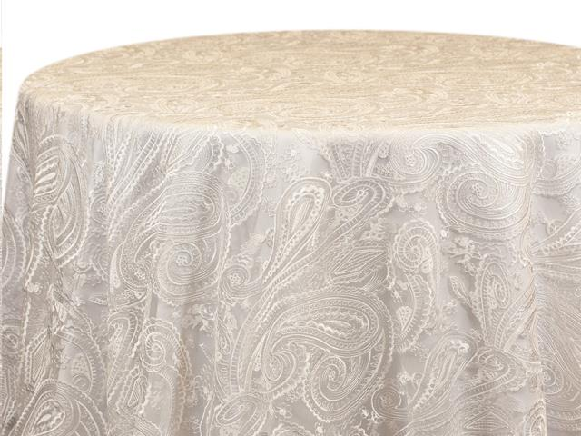 Where to find WHITE PAISLEY LACE in Wilmington