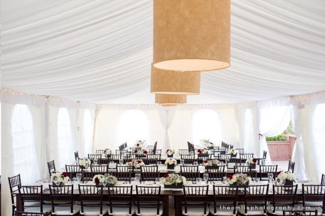 Rent Tent Liners & Drapes