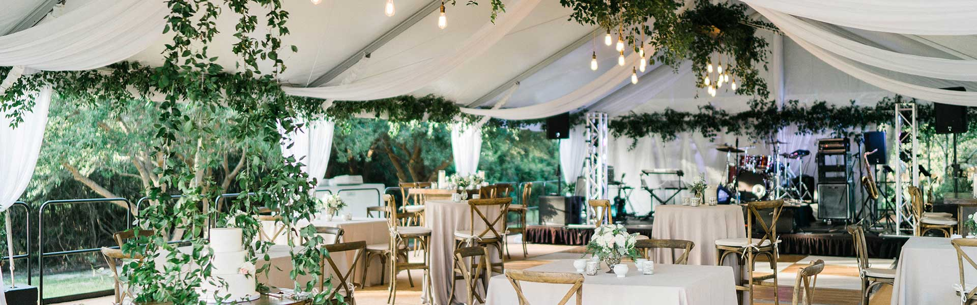 Wedding Rentals in Wilmington